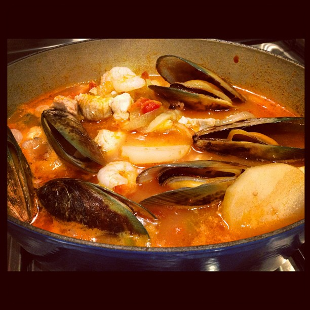 7 portugal caldeira de peixe portuguese fish stew for French fish stew